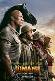 Movie review of Jumanji: The Next Level - Australian Council on ...