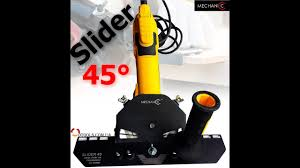 <b>Насадка</b> для <b>УШМ</b> Slider 45 <b>Mechanic</b> | Чистый рез плитки под ...