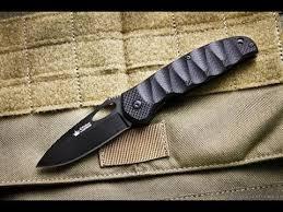 <b>Тактический нож Intruder</b> 440C Black Titanium (Кизляр)
