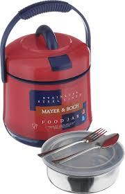 """<b>Термос пищевой</b> """"<b>Mayer &</b> Boch"""", цвет: красный, синий, 1,9 л ..."""