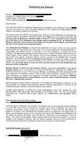 vida vacation club cancellation letter resort legal success vida vacation clubs cancellation letter