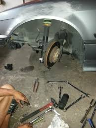 it just widened the front track however that makes it so you dont need new tie rods with the angle adapters and gives you alittle more camber bmw z3 1996 front angle aa