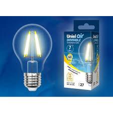 <b>Лампочка Uniel LED-JCDR</b>-5W/WW/GU53/FR ALP01W ...