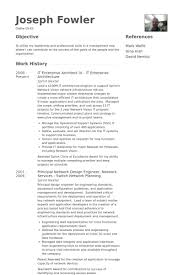 Enterprise Architect Resume samples - VisualCV resume samples database