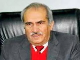 Chairman Water and Power Development Authority (Wapda) Syed Raghib Abbas Shah has been shown the door by the PML-N government after several charges of ... - 697183-SyedRaghibAbbasShah-1397764432-432-640x480