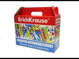 "<b>Набор первоклассника ErichKrause</b> ""Base Set"", 32 предмета ..."