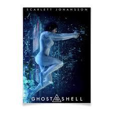 Плакат A3(29.7x42) <b>Призрак в доспехах</b> / Ghost In The Shell ...