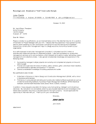 sample cover letter for project manager project manager cover sample cover letter for project manager project manager cover letter doc cover letter project manager cv and hiring managers john smith png