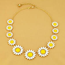 <b>New Fashion Candy Color</b> Flower Chokers Necklaces Women ...