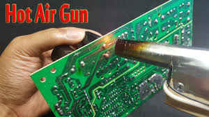 How To Make A <b>Mini</b> Hot Air Gun Simple At Home - YouTube