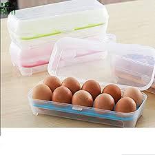 EasyBuy India M, Orange : FANYI Creative <b>Household Egg Storage</b> ...