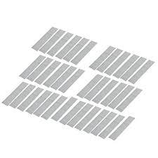 <b>uxcell</b> 112mm Length <b>Iron Zinc Plated</b> Brad Nail 3534pcs for F25 ...