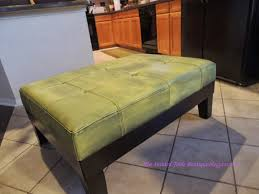 so i paintedcaution it will look horrible after the first few coats can you paint leather furniture