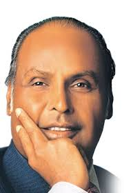 Image result for dhirubhai ambani