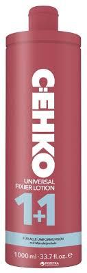 C:EHKO фиксирующий <b>лосьон для завивки</b> волос Universal Fixier ...