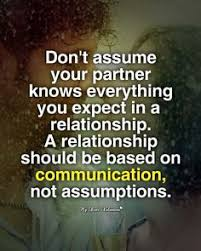 Communication is both an expressive, message-sending, and a ... via Relatably.com