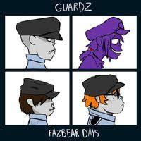 Mike, Jeremy, Purple guy, and Fritz | FNAF | Pinterest | Demons ... via Relatably.com