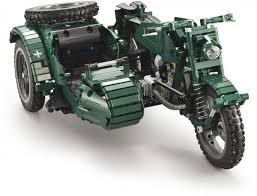 <b>Конструктор Double E Cada</b> Technics Мотоцикл 629 деталей ...