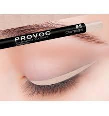 Гелевая <b>подводка для глаз</b> (кайял) Provoc Gel Eye 65 White Hot ...