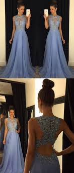 <b>Sky Blue</b> A Line Prom Dresses Tulle <b>Skirt Lace</b> Bodice pst0085 in ...