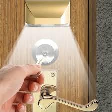 <b>Smart</b> Door Lock Human Body Induction Night Light Sale, Price ...