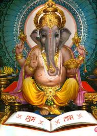 realistic rendition of ganesha notice the tusk is broken on left realistic rendition of ganesha notice the tusk is broken on left in some images