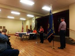 top three finishers in flag essay contest to veterans knia fifth grade students had the opportunity to essays about the flag to veterans last night at the american legion in pella s meeting