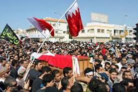 Image result for تظاهرکنندگان در بحرین خواستار خروج مزدوران آل سعود از این کشور شدند
