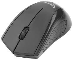 Беспроводная <b>мышь Gembird MUSW-305 Black</b> USB — купить по ...