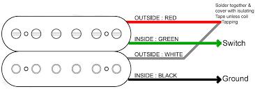 humbucker wiring diagram humbucker wiring diagrams humbucker wiring copy
