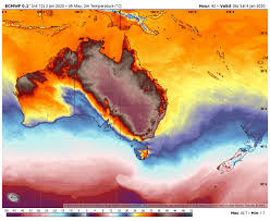 <b>Fire</b> weather in Australia <b>set</b> to worsen as next heat wave, wind shift ...