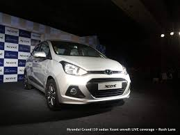 new car launches march 2014Xcent is Accent with XFactor Launch March 2014