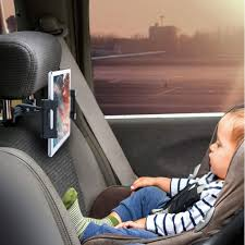 Zxb-shop <b>Car</b> Phone Tablet <b>Bracket Rear Seat</b> Back Phone Holder ...