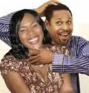 Saheed Balogun Drags Fathia to Court for Using His Name Eeven after their Divorce.