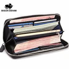 Shop Fashion Genuine Leather Men's <b>Wallet</b> Alligator Pattern <b>Long</b> ...