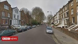 <b>Newborn baby boy</b> found abandoned in Hackney street - BBC News