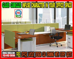 fr 2231 glass cubicles usa free shipping free office layout design cad drawing with every quote cad office space layout