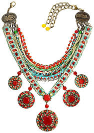 KONPLOTT / necklace collier <b>Dream Catcher strong</b> multi