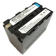 Совместим с аккумулятором <b>sony</b> NP-F970, NP-F970, камера ...