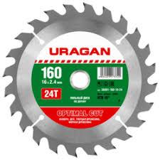 <b>Пильные диски</b> URAGAN — купить на Яндекс.Маркете