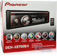 Pioneer DEH-X8700BH CD receiver at m