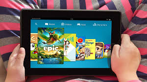 kids spend too much time technology newsworks this undated photo provided by amazon shows the kindle time app displayed on a kindle fire