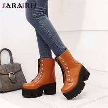 Autumn <b>Winter Women</b> Ankle Boots <b>New Fashion Woman</b> ...