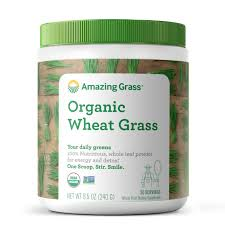 <b>Amazing Trio</b> - <b>Barley</b> Grass, Wheat Grass, Alfalfa – Amazing Grass