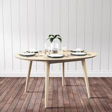 Раздвижной обеденный стол Fjord <b>Round</b> купить в интернет ...