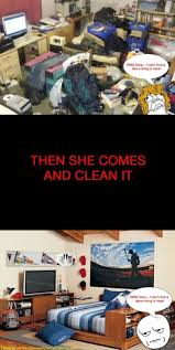 Meme Comics - Tidy Room via Relatably.com