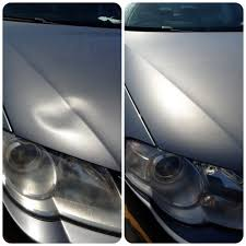 Auto Dent Removal In Great Detail Dent Repair