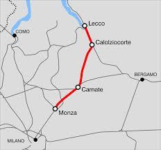 Lecco–Milan railway