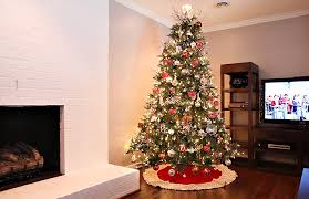 house decor themes christmas in july christmas tree themes 7th house on the left