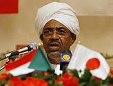 Der sudanesische Präsident Omar Hassan al-Bashir hat die vom Internationalen ... - sudans-praesident-anklage-istgh-gerichtsbarkeit-212285_i